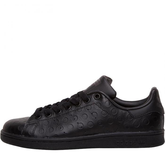 chaussures de séparation 767c9 e525c adidas stan smith femme noir