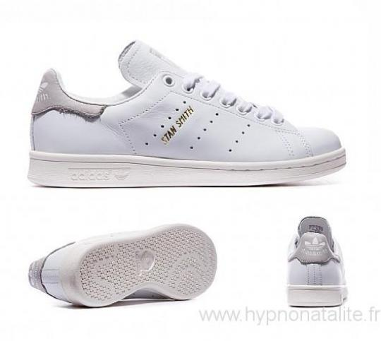 finest selection 9286d 4ce2d adidas Stan Smith Baskets Mode Homme B01344ODVK adidas. Chaussures Adidas  Originals Stan smith classic B32703 - Blanc Rose, Taille 36 2