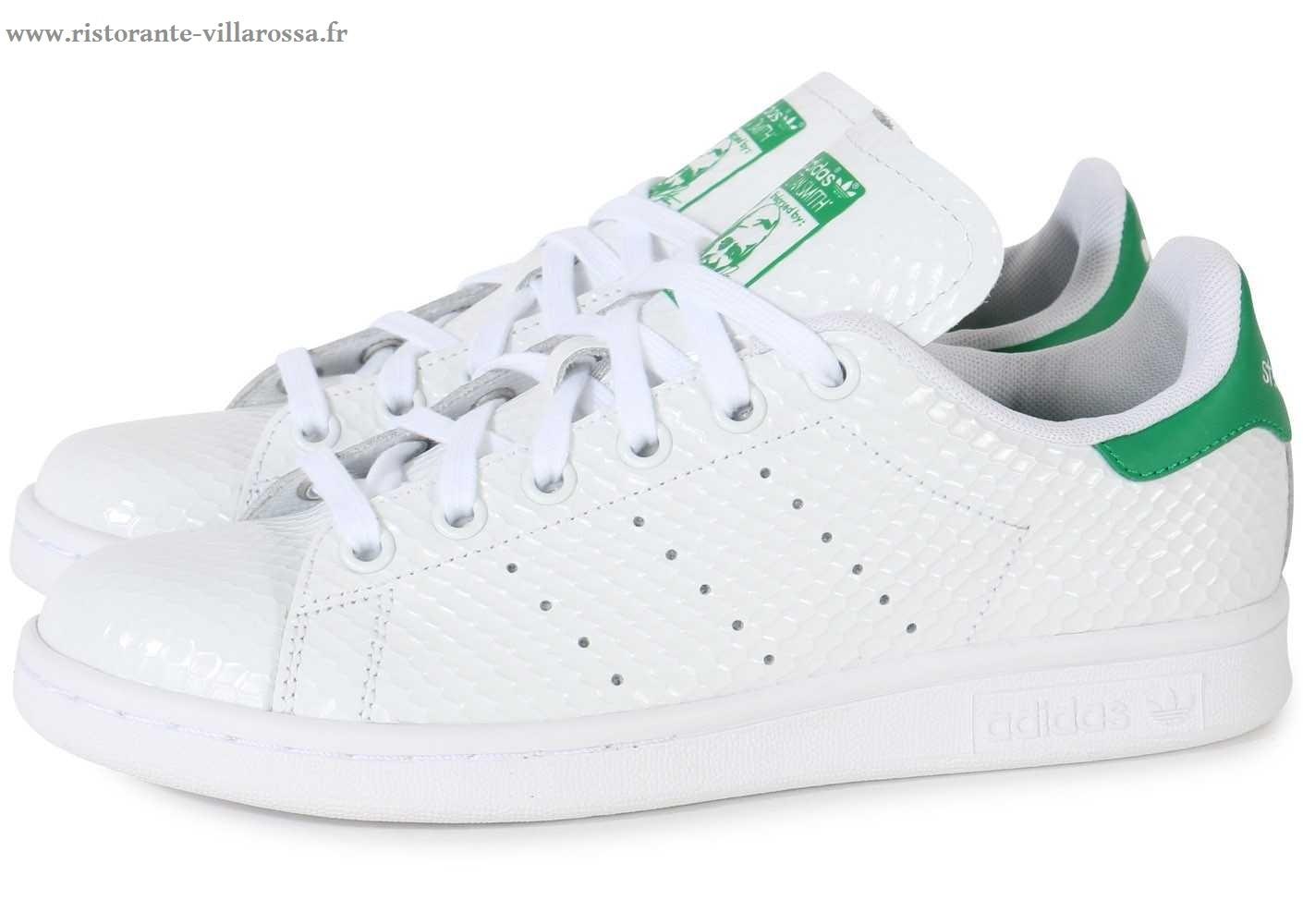 adidas superstar vert homme