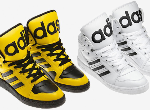 adidas jeremy scott homme france