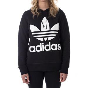 Adidas Sweatshirt WWYDNUL Femme Noir W Sweat Femme Shirt Longues adidas Rond Col 3 A Nouveau Stripes Light 2017 rose Manches Originals sweat Line Ovfwn8PBq
