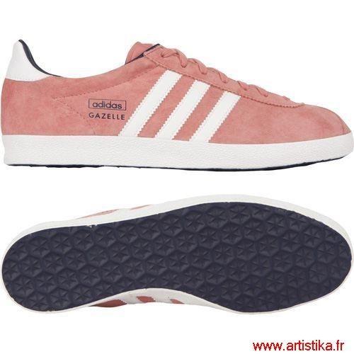 nettoyer chaussure adidas gazelle