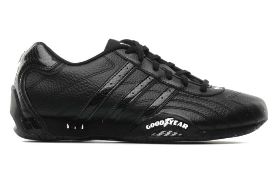 adidas goodyear noir et blanche