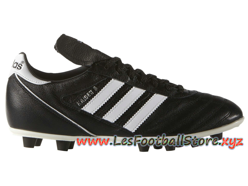 3ff8eef0734ef Adidas Chaussures Football Kaiser 5 Goal Chaussures Blanc   Noir Pour Homme  Code   677386