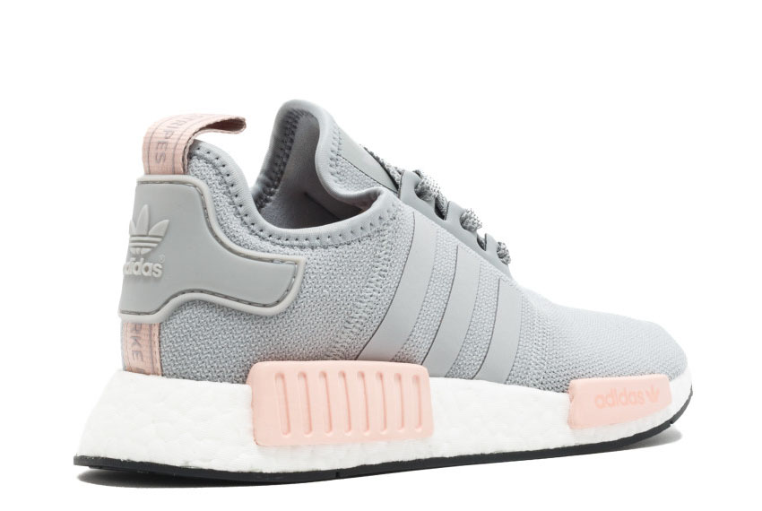 Femmes Baskets adidas NMD R1 W chaussures gris rose Code article: SO49789016 adidas-nmd-charcoal-grey. Adidas Rose NMD R1 Runner - BY9952 | Femme.