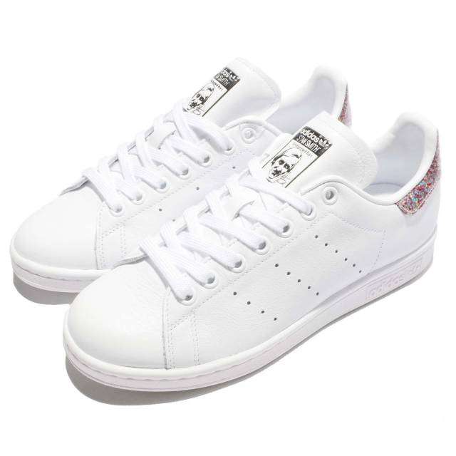 low priced 9aba8 bb23d adidas stan smith femme glitter