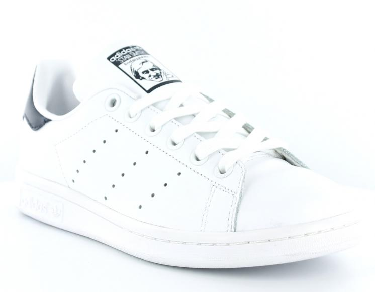 huge discount 92019 e0915 adidas Stan Smith Mid, Sneaker Basses Homme, Blanc Cassé (FTWR WhiteFTWR  Adidas Stan Smith Femme Blanc-Noir-Speakle .
