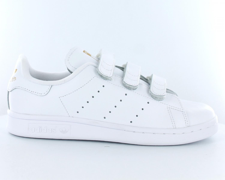 énorme réduction 171e4 4c07a adidas stan smith scratch blanche