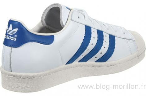 adidas superstar homme bleu blanc rouge