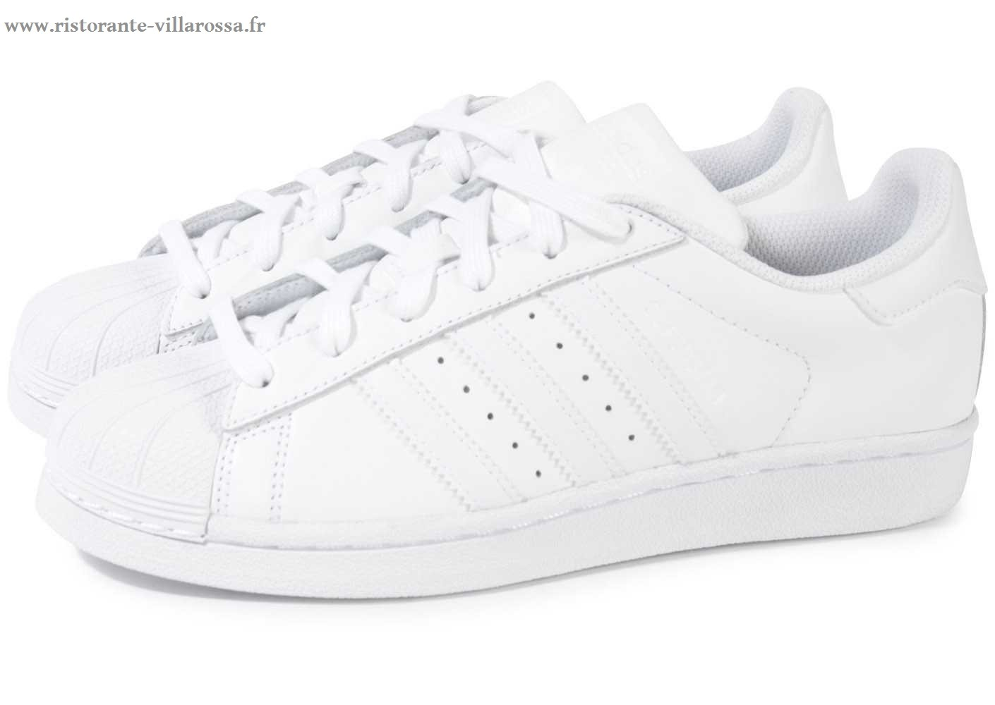 adidas originals blanche