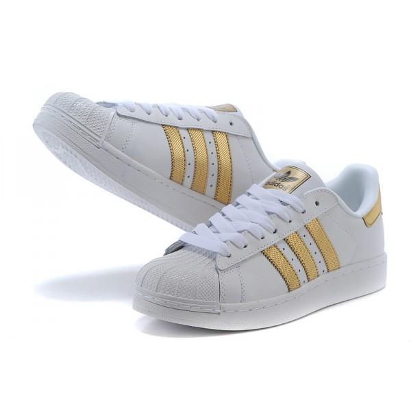 ADIDAS Chaussure Superstar II Offre De Remise Adidas Superstar Femme  Blanche Marque Chaussures Pas Cher Daviddenardi7l2l1118 ... SOLDES Adidas   0c6e0b904eab