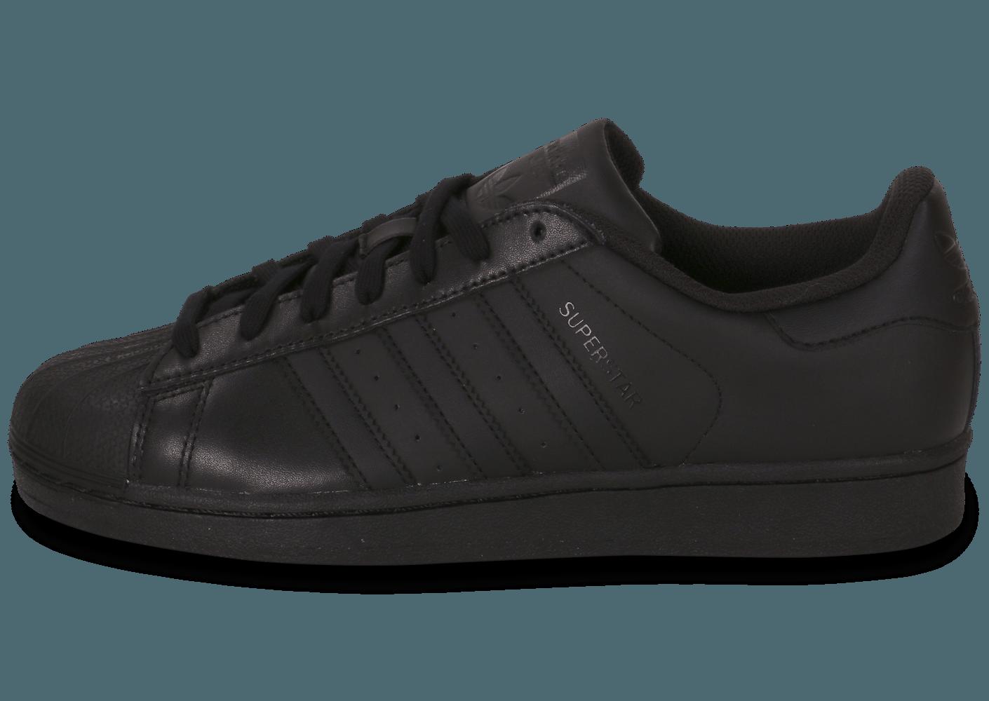meilleure sélection db628 d8dc2 adidas superstar femme noir