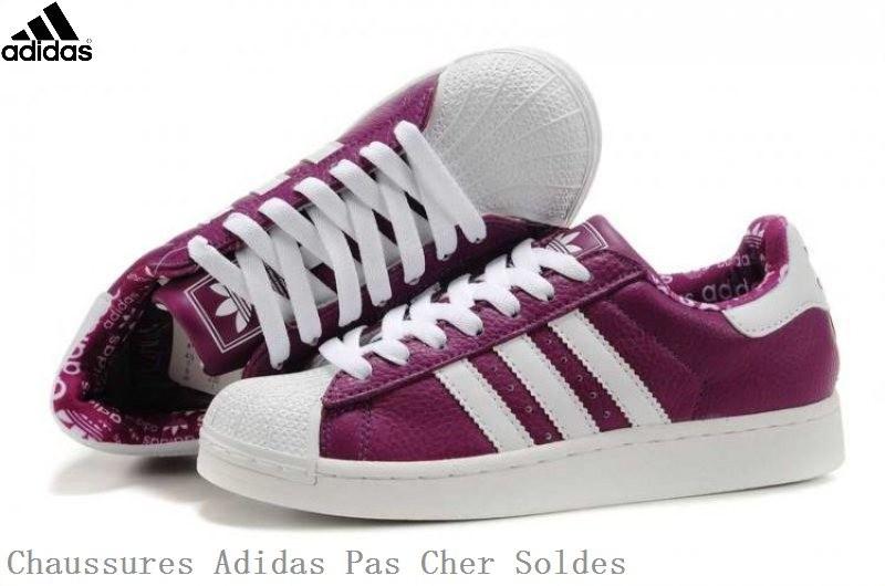 superstar femme violet adidas