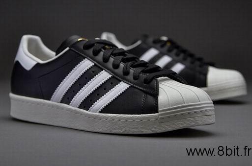 sneakers homme adidas superstar noir