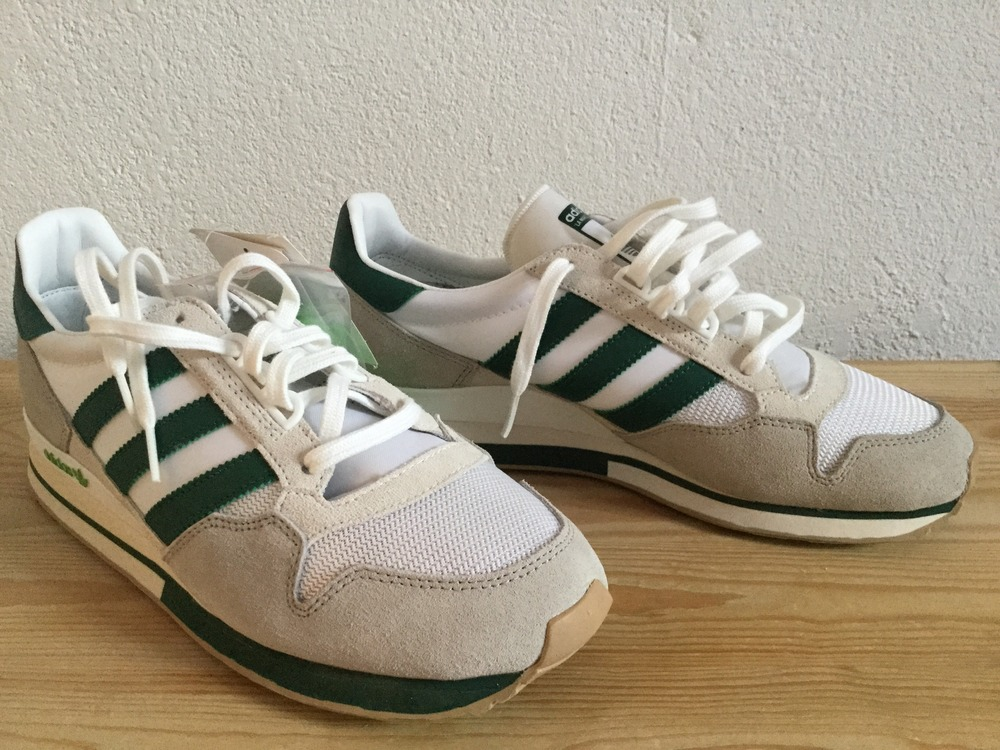 5e2597fb848e3 ... United Arrows and the Three Stripes have joined forces to revitalize  the adidas Originals ZX 500 ...