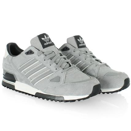 acheter en ligne ae470 c849a official adidas zx 750 hommes gris noir 8181d 5f4cf