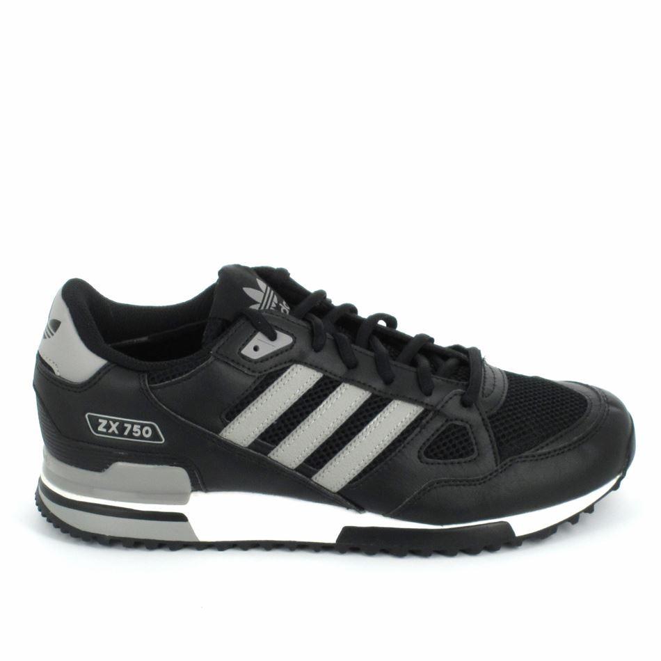 the best attitude 6a3cb 33823 ... sale adidas zx 750 gris et noir db381 b8dd1