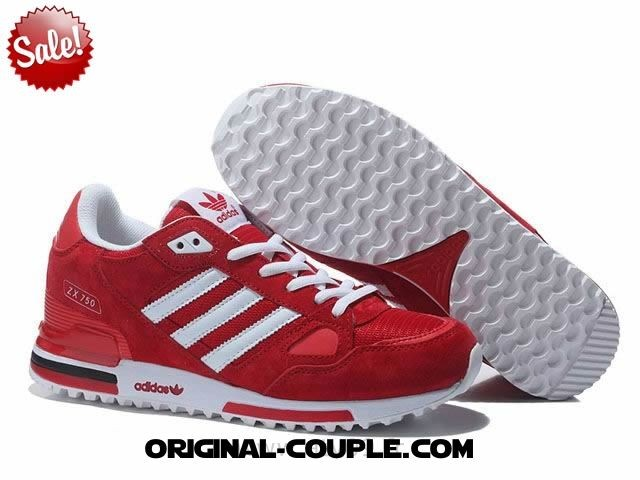 on sale 10b02 26aed ... new arrivals adidas zx 750 rouge 837f4 bee7b