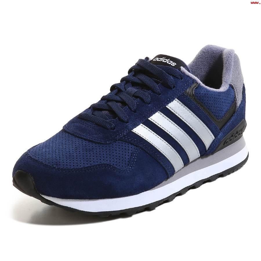 site réputé 40fd3 b9dc7 basket adidas bleu homme