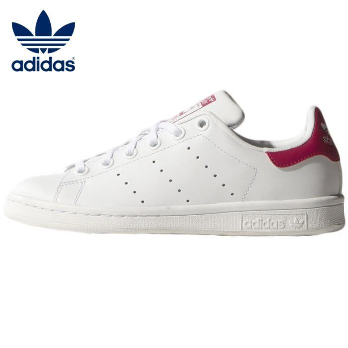 nouveau style 220f3 3ee65 basket adidas stan smith femme rose