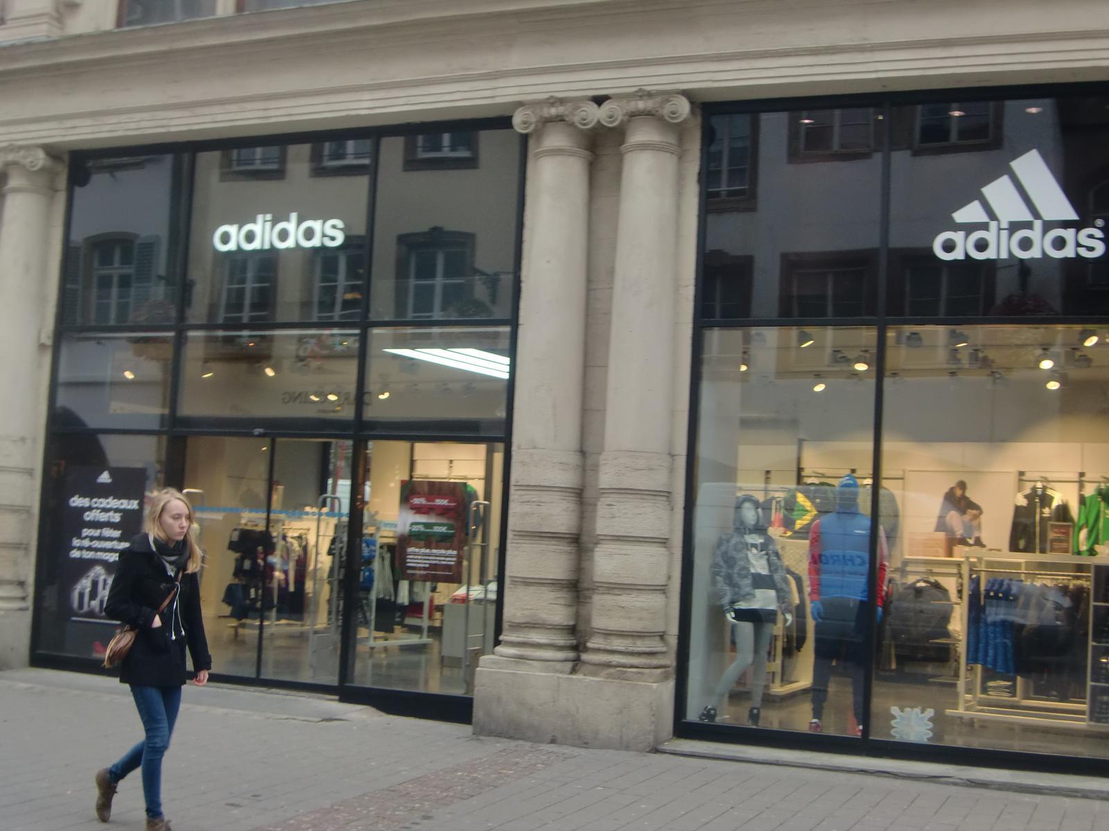 23ab97a9dc boutique adidas strasbourg
