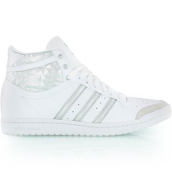 Chaussures Adidas Sleek Ten Hi Top 0Pk8wOn