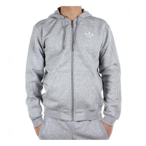 veste adidas grise homme