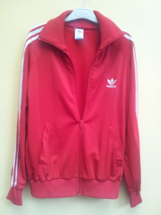 really comfortable uk cheap sale exquisite design veste adidas rouge vintage
