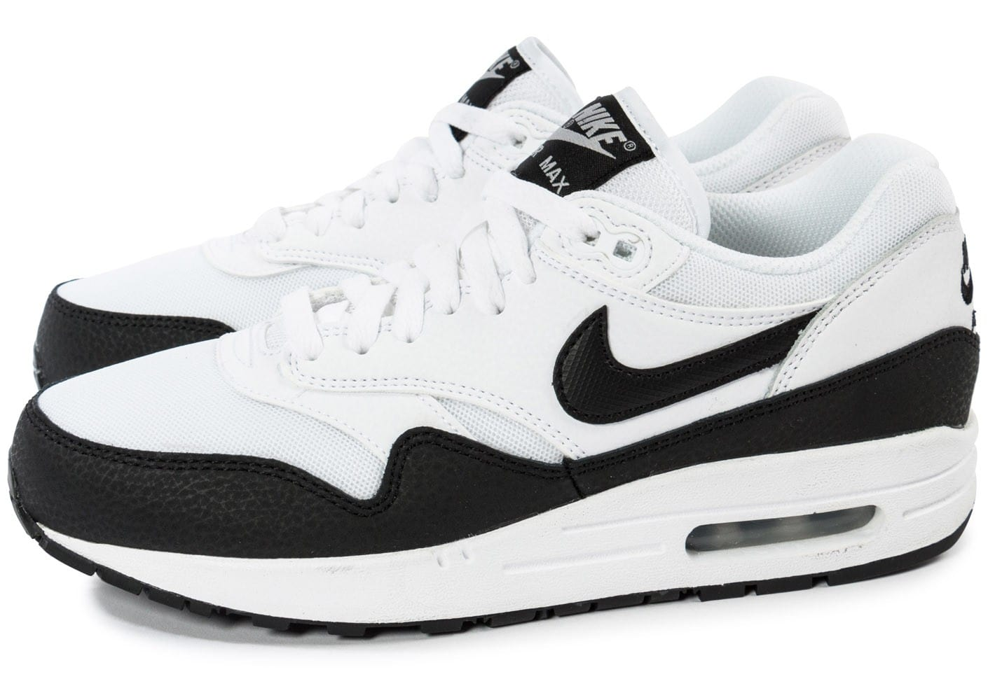 huge selection of cd89f 33a00 Nike Air Max 1 Homme Noir/Blanc M1H041 gZXtS Les ventes totales