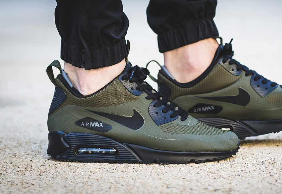 aire max nike 90 mid winter femmes
