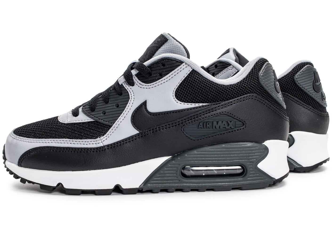 huge discount 1e10c ec7fa Grands baskets discount Nike en ligne à vendre. L authentique vente de air  max 90 noir gris froid France sera aimée par votre coeur.