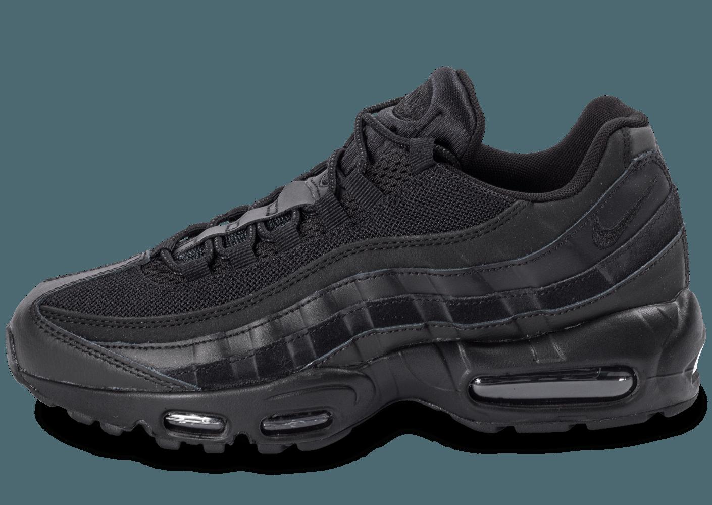 sports shoes dccec 52132 Nike Homme Noir Jaune Vert Air Max 95 Pour Roug Déguisement économies  Garanties Pas Cher