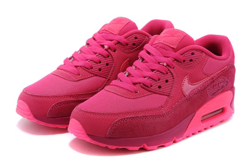 Nike Femme Nike Baskets Vente F197I Nike Rose Nike Air Max