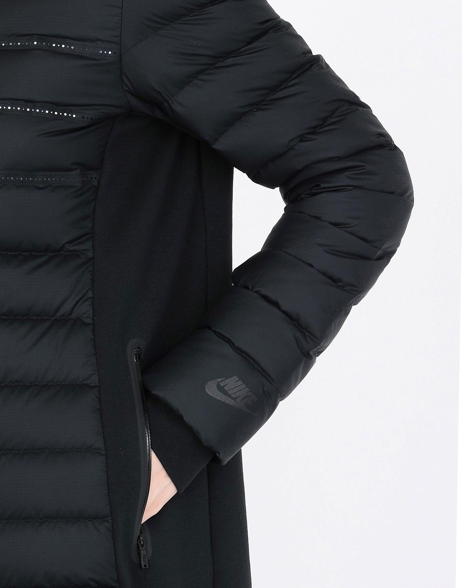 Nike Veste bicolore à capuche Noir et rose Femme Mode Vêtements Vestes  manteaux,nike soldes air max,nike air mag,marque pas cher en ligne 3898b2bf60f6