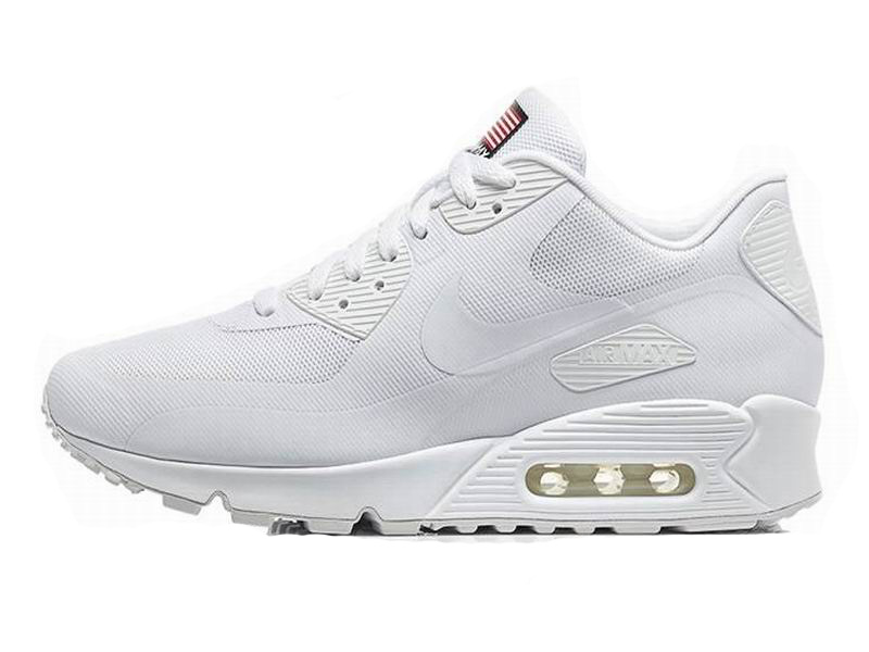air max blanche homme
