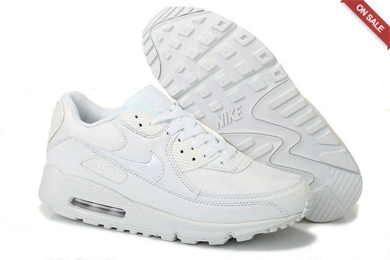 low priced 58ea3 5e3ae Nike.com  Ventes Populaires Air Max 90 Blanche 309299955 Nike Noir Homme  2016 Gris Baskets Légèrement Transparentes air ...