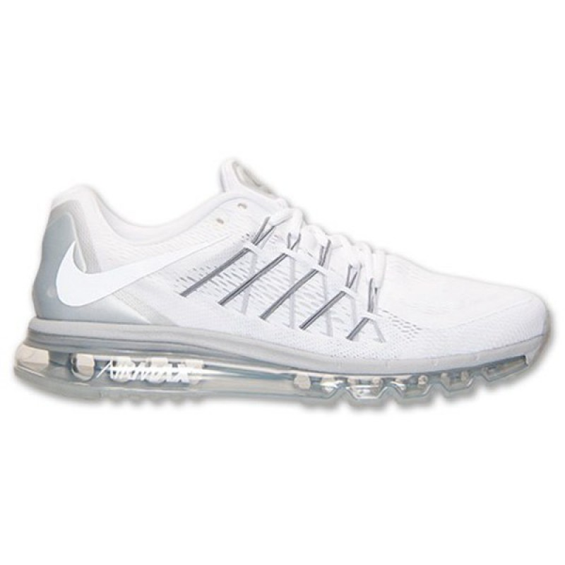 sélection premium 2f64a 3c0fd wholesale nike air max 2015 white original white 61402 c21ae