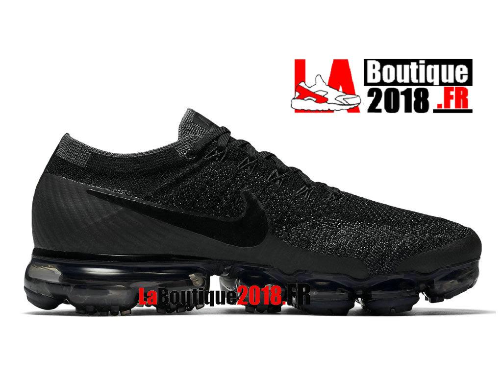 Soldes Vente Nike Air VaporMax 2018 Homme Or Marron