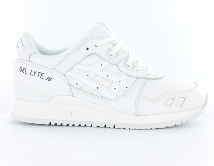 acheter en ligne c8a66 5b4b3 asics blanche gel lyte 3 femme