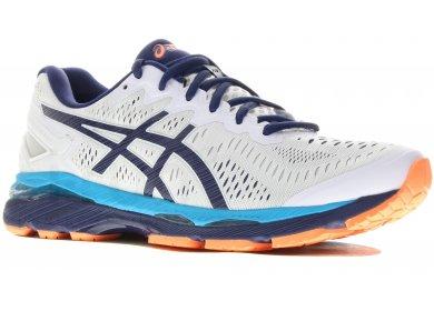 0be8d41a0eee3 ASICS - Gel-Kayano 23 chaussures de running pour femmes (blanc gris)  Acheter Asics Gel-Kayano 23 Tokyo Baskets Homme LI8997FS ...