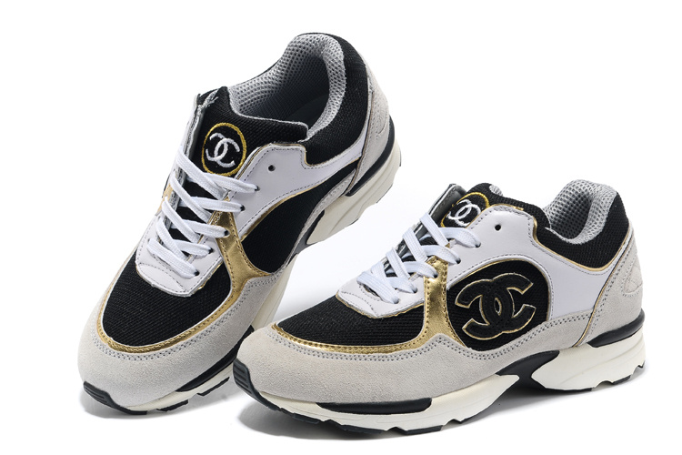Chaussures CHANEL d u0027occasion pour Femme nouvelle chaussure chanel pas  cher,chanel baskets,chaussures ... 81523c50c0f