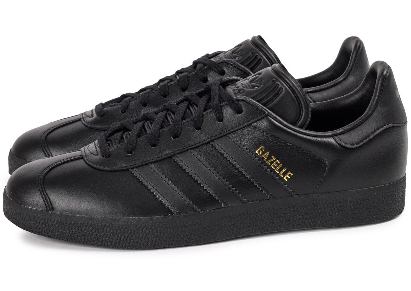 chaussure cuir adidas homme