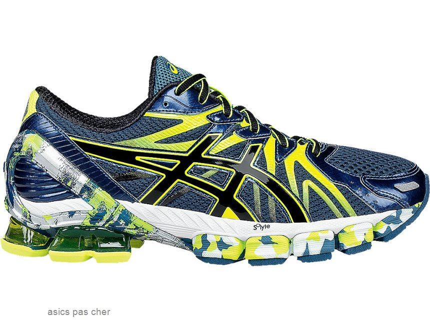 chaussures de running asics femme