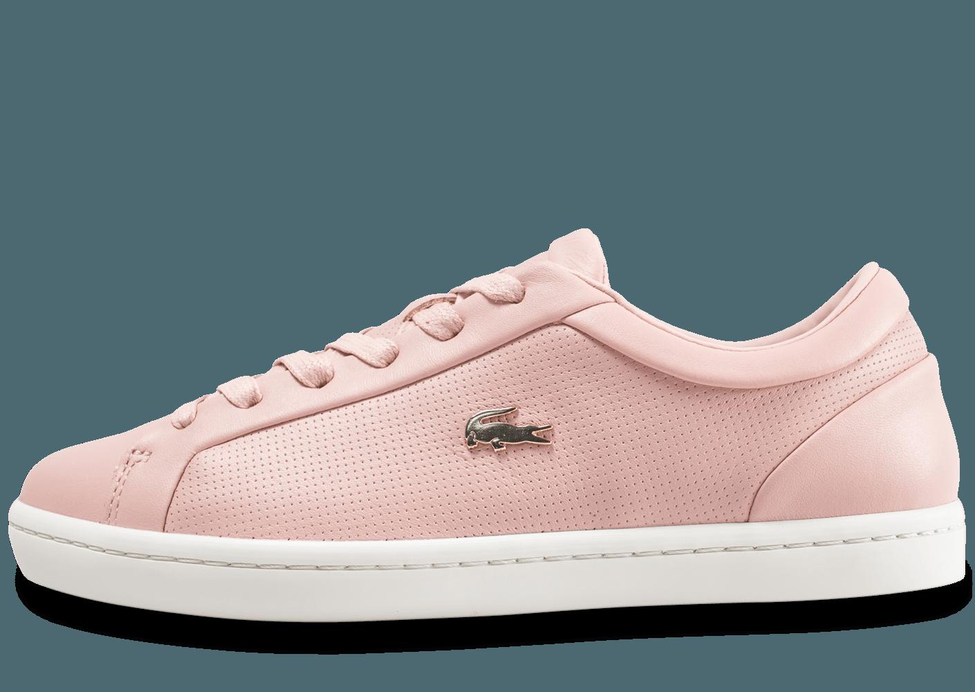 Lacoste Rose Chaussure switchyard Ruwfr Femme kZTOPXiu