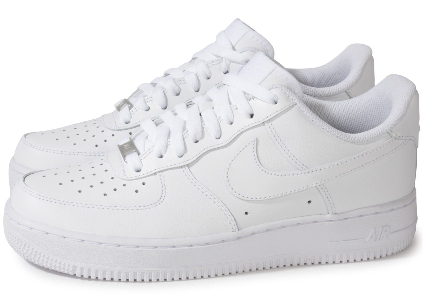 taille 40 0ea04 22bdb chaussure nike air force blanche