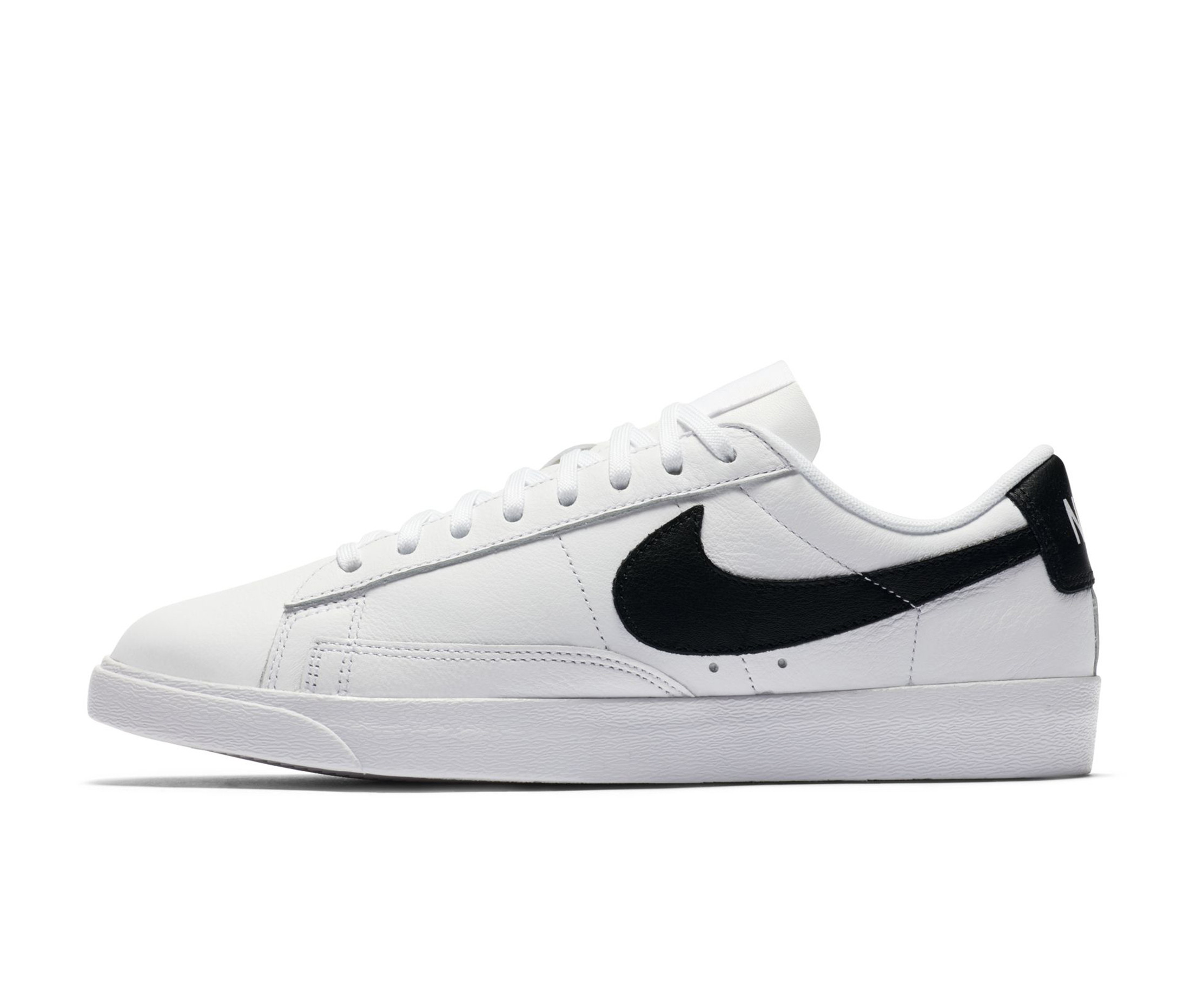 Femme Blanc Chaussure Noir Et Nike 7yvgbYf6