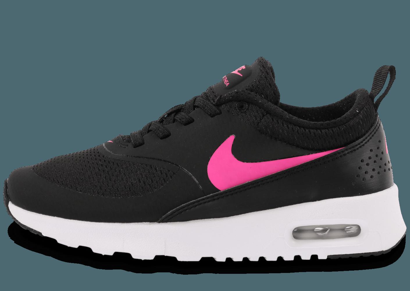 8d3ae332f690 chaussure nike noir et rose 1