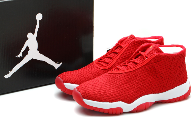 meilleur authentique cd6bd 6d47d basket jordan rouge femme