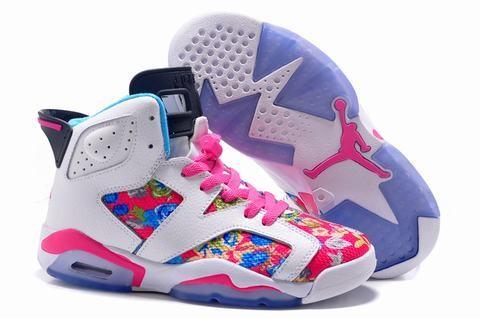meilleur service e1c25 ce8b7 chaussure jordan pour fille