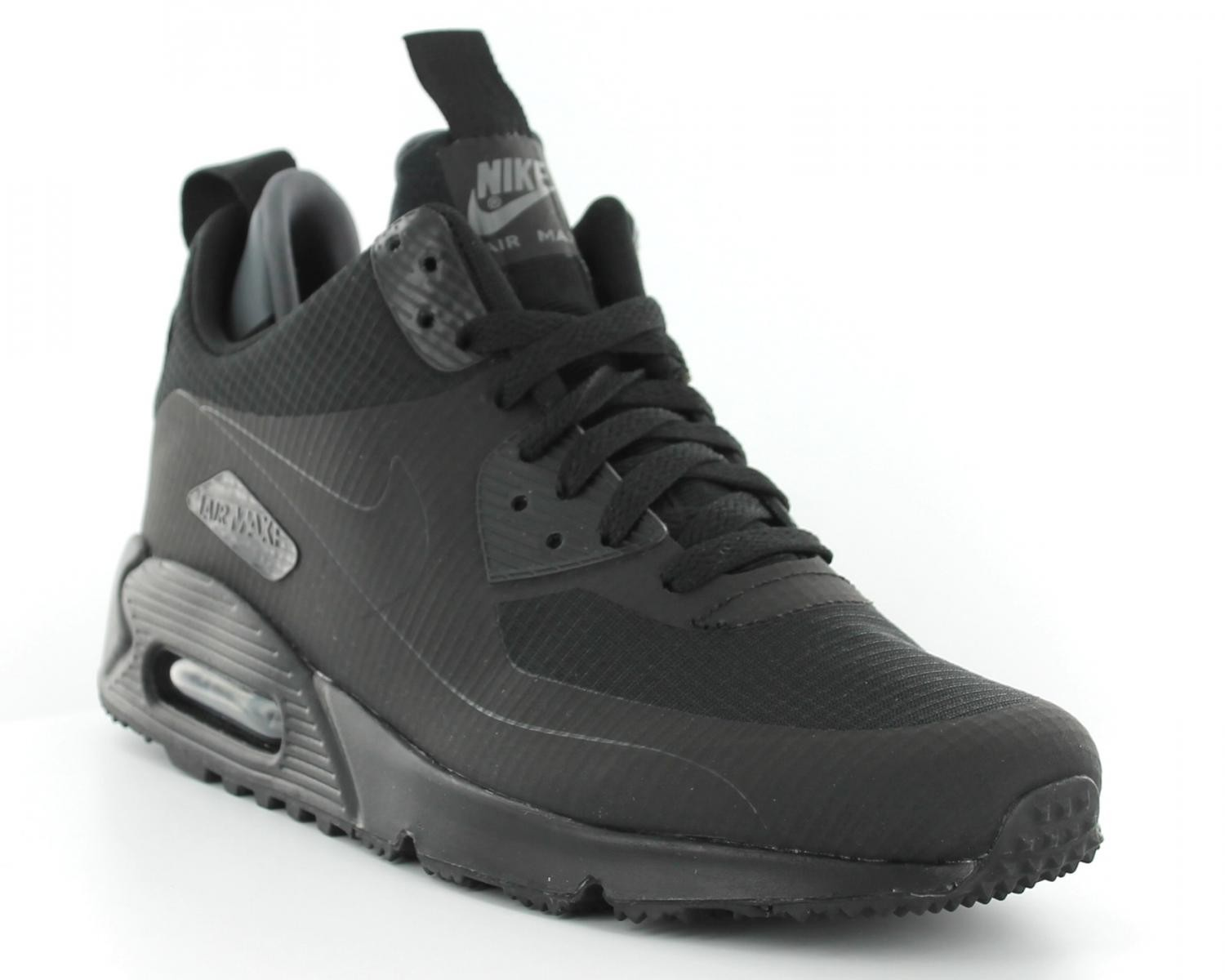 new product 0c843 bd8fe 2015 Le moins cher-Nike Sportswear Air Max 90 Mid Winter - Core blue( Pas  Cher Nike Air Max 90 Mid Winter (Noir Noir) Noir Noir-Noir 806808-002 Prix.  Vente .